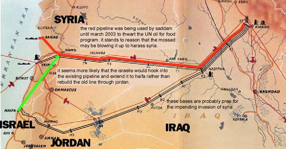 Saddam ar ater huvudfienden