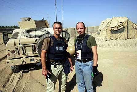 Krismote om kaoset i irak